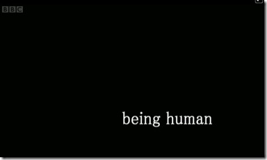 Title sequence 'Being Human'